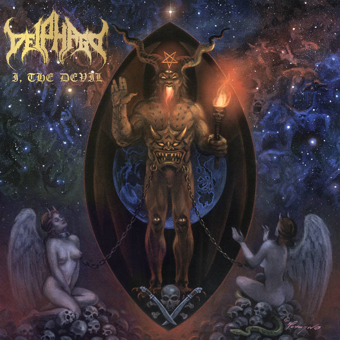 deiphago – i, the devil