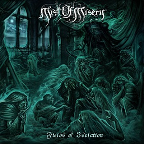 mist of misery – fields of isolation [ep]