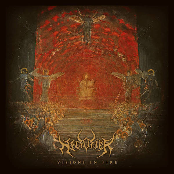 necrofier – visions of fire [ep]