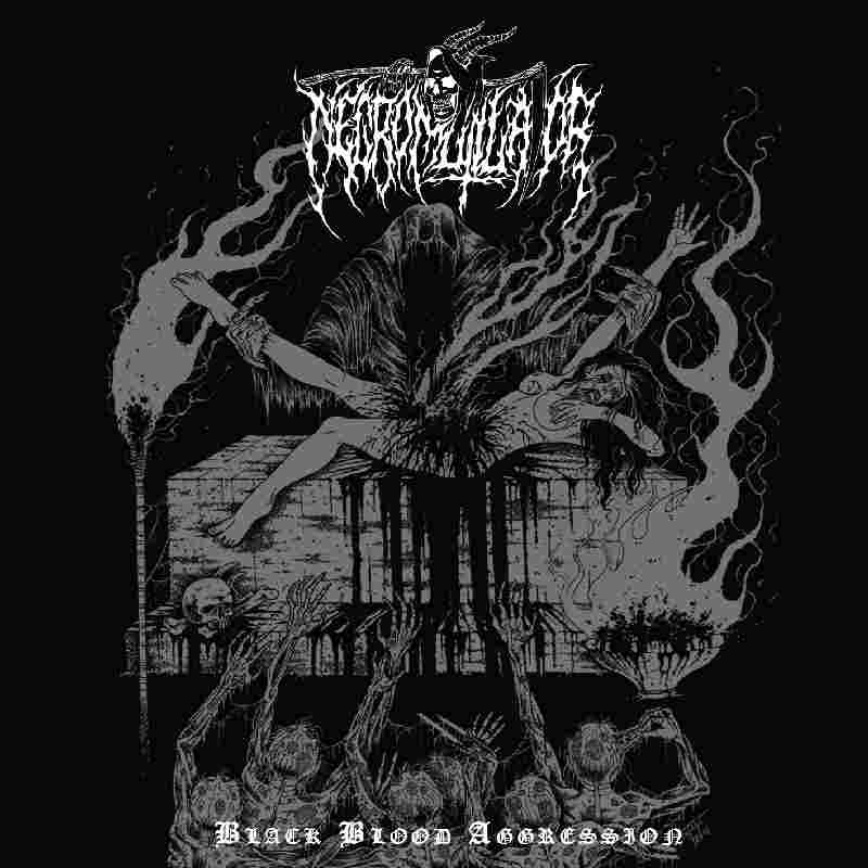 necromutilator – black blood aggression
