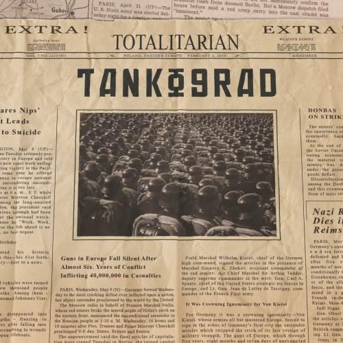 tankograd – totalitarian