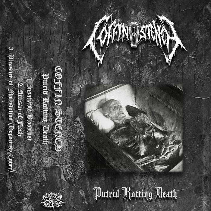 coffin stench – putrid rotting death [demo]