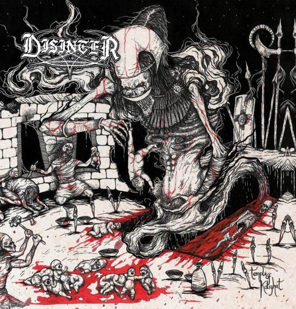 disinter [per] – disinter