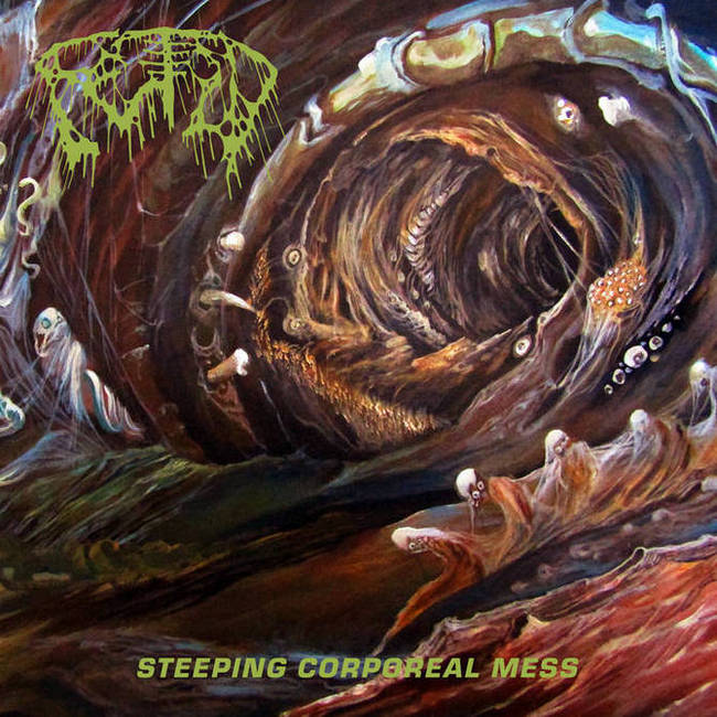 fetid – steeping corporeal mess