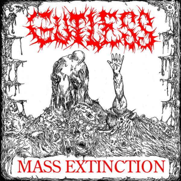 gutless – mass extinction [demo]