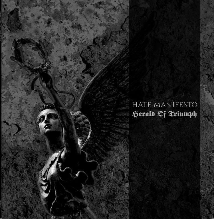 hate manifesto – herald of triumph [ep]