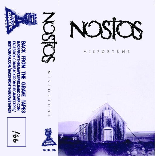 nostos – misfortune [ep]