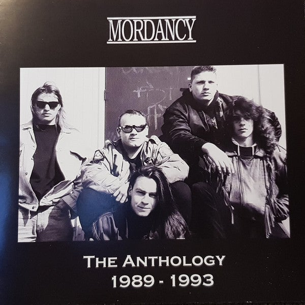 mordancy [hol] – the anthology 1989-1993