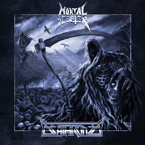 mortal scepter / deathroned – mortal scepter / deathroned [split]