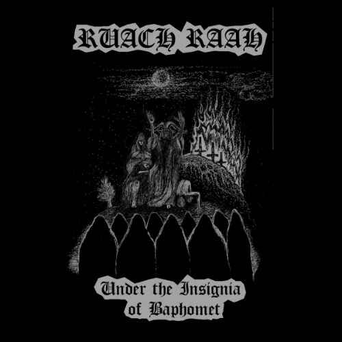 ruach raah – under the insignia of baphomet