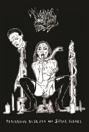 tyrants of hell – perversion, disease and satanic sleaze [ep]