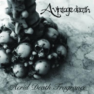 a vintage death – acrid death fragrance [ep]