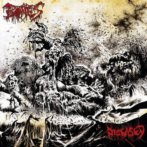 bones [usa] – diseased
