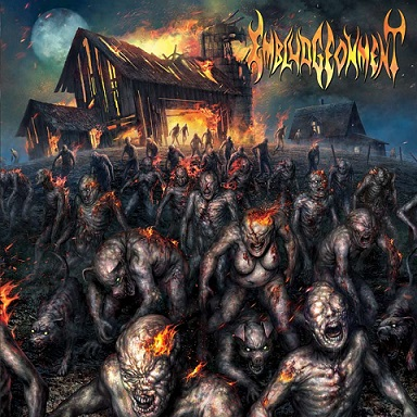 embludgeonment – barn burner