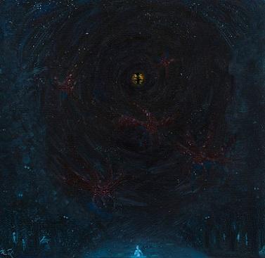evil priest – black seeds...of creation [ep]