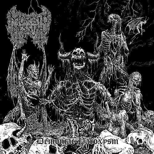 morbid messiah – demoniac paroxysm