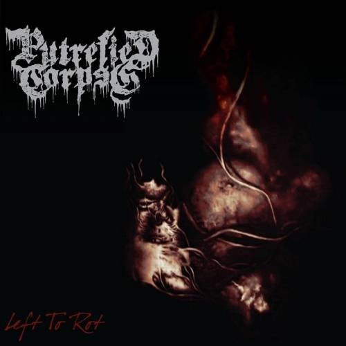 putrefied corpse – left to rot