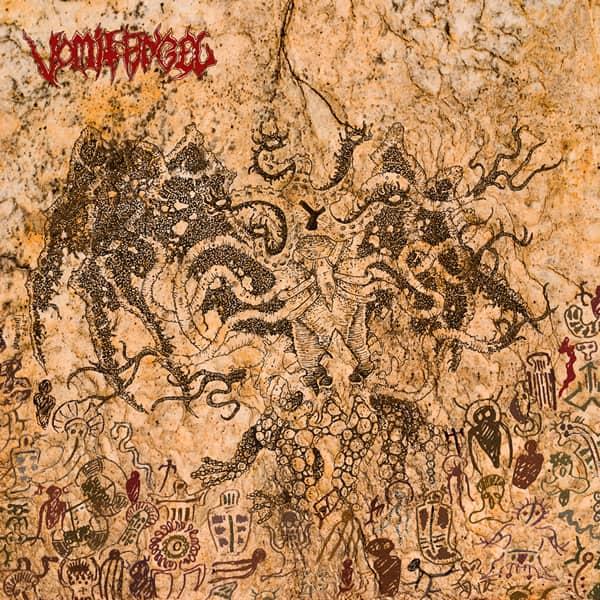 vomit angel – imprint of extinction