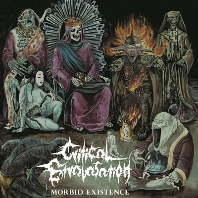 critical extravasation – morbid existence [ep]