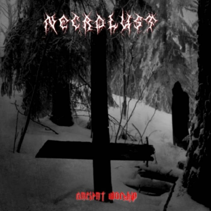necrolust [ita] – ancient worship