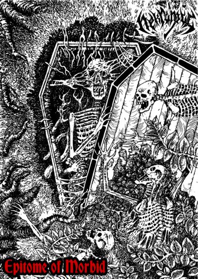 nekrohowl – epitome of morbid [ep]