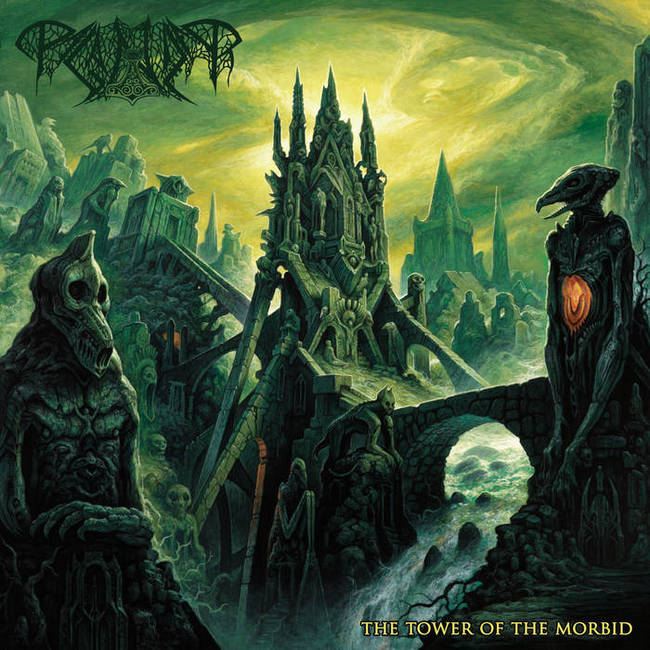 paganizer – the tower of the morbid