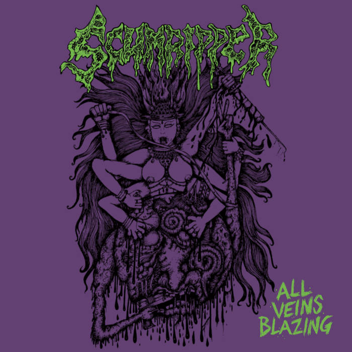 scumripper – all veins blazing