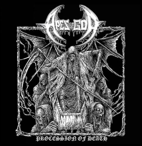 apes of god – procession of death [ep]