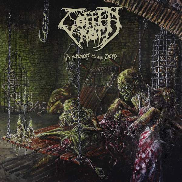 coffin rot – a monument to the dead
