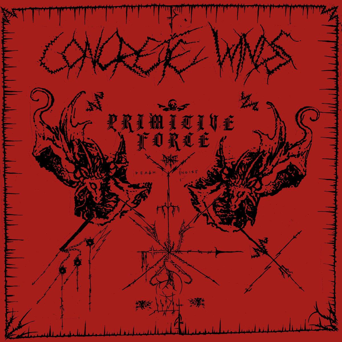 concrete winds – primitive force