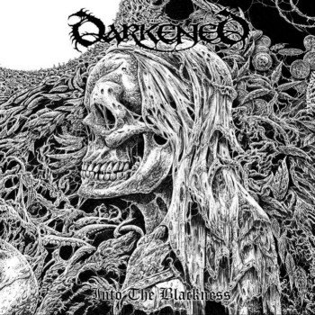 darkened – into the blackness [ep]
