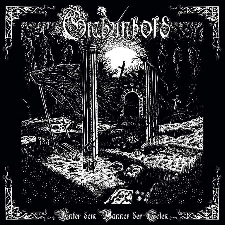 grabunhold – unter dem banner der toten [ep]