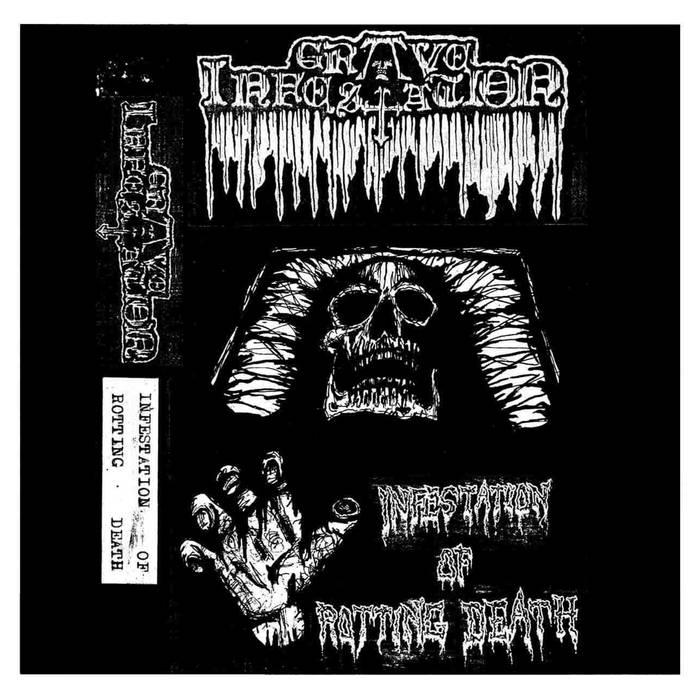 grave infestation – infestation of rotting death [demo]