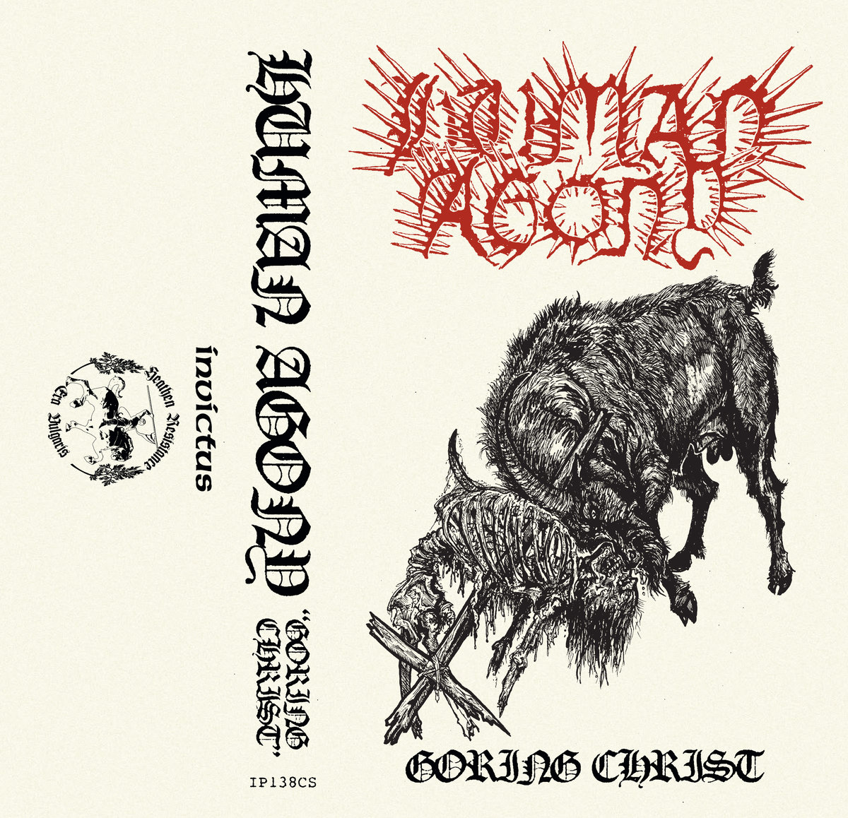 human agony – goring christ [ep]