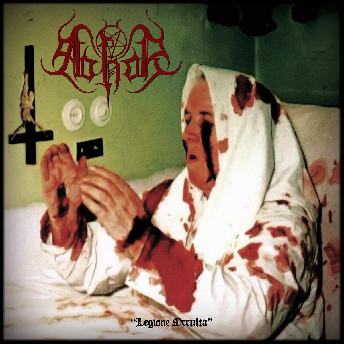 abhor / abysmal grief – legione occulta / ministerium diaboli [split]
