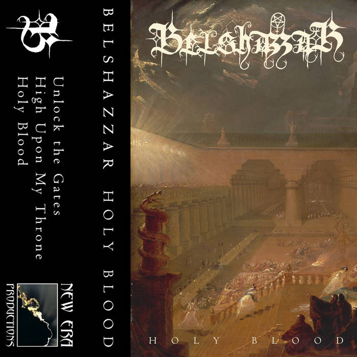 belshazzar – holy blood [demo]