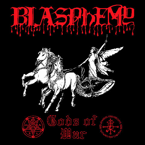 blasphemy – gods of war [re-release]