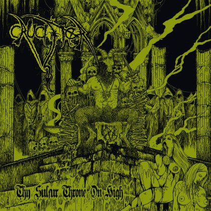 crucifier – thy sulfur throne on high