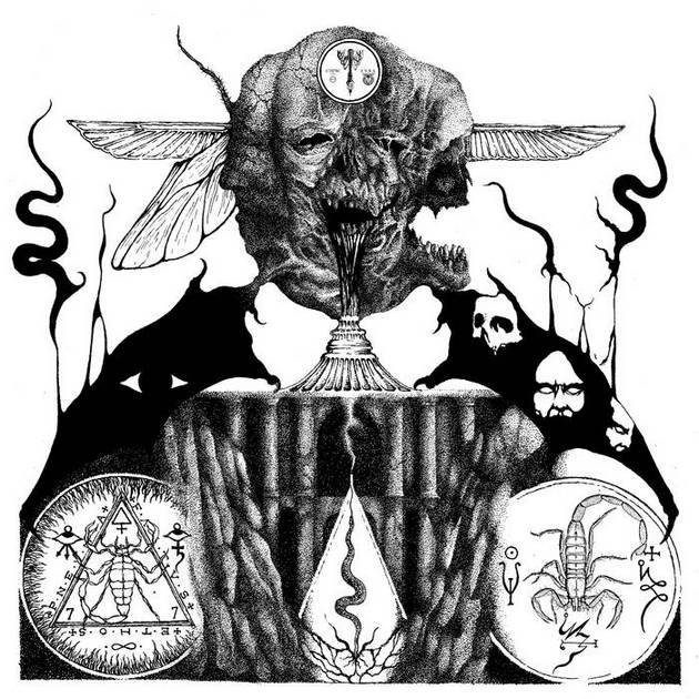 cthonica – typhomanteia: sacred triarchy of spiritual putrefaction