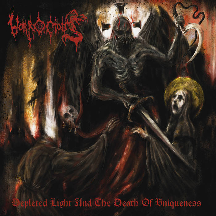 horrocious – depleted light and the death of uniqueness