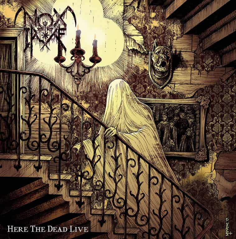 nox irae – here the dead live [ep]