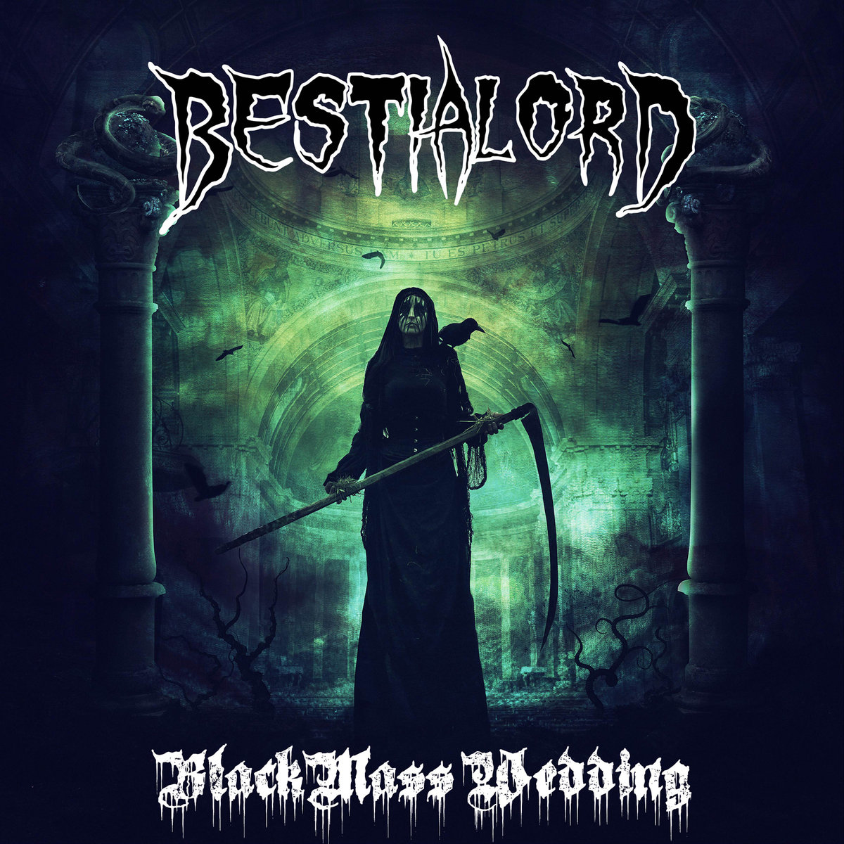 bestialord – black mass wedding