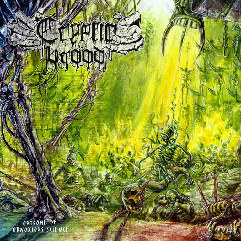 cryptic brood – outcome of obnoxious science