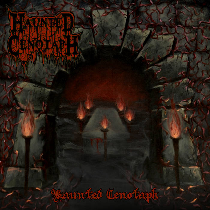 haunted cenotaph – haunted cenotaph [ep]