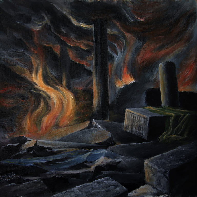 kosmokrator – through ruin.. behold