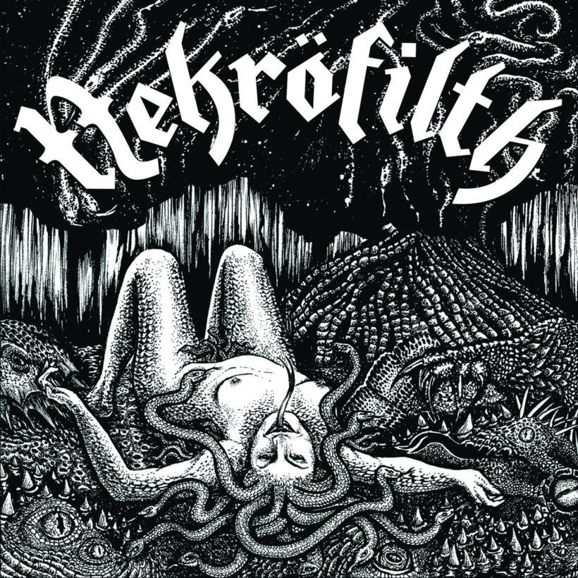 nekrofilth – love me like a reptile [ep]
