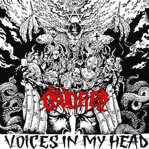 the crucifier – voices in my head