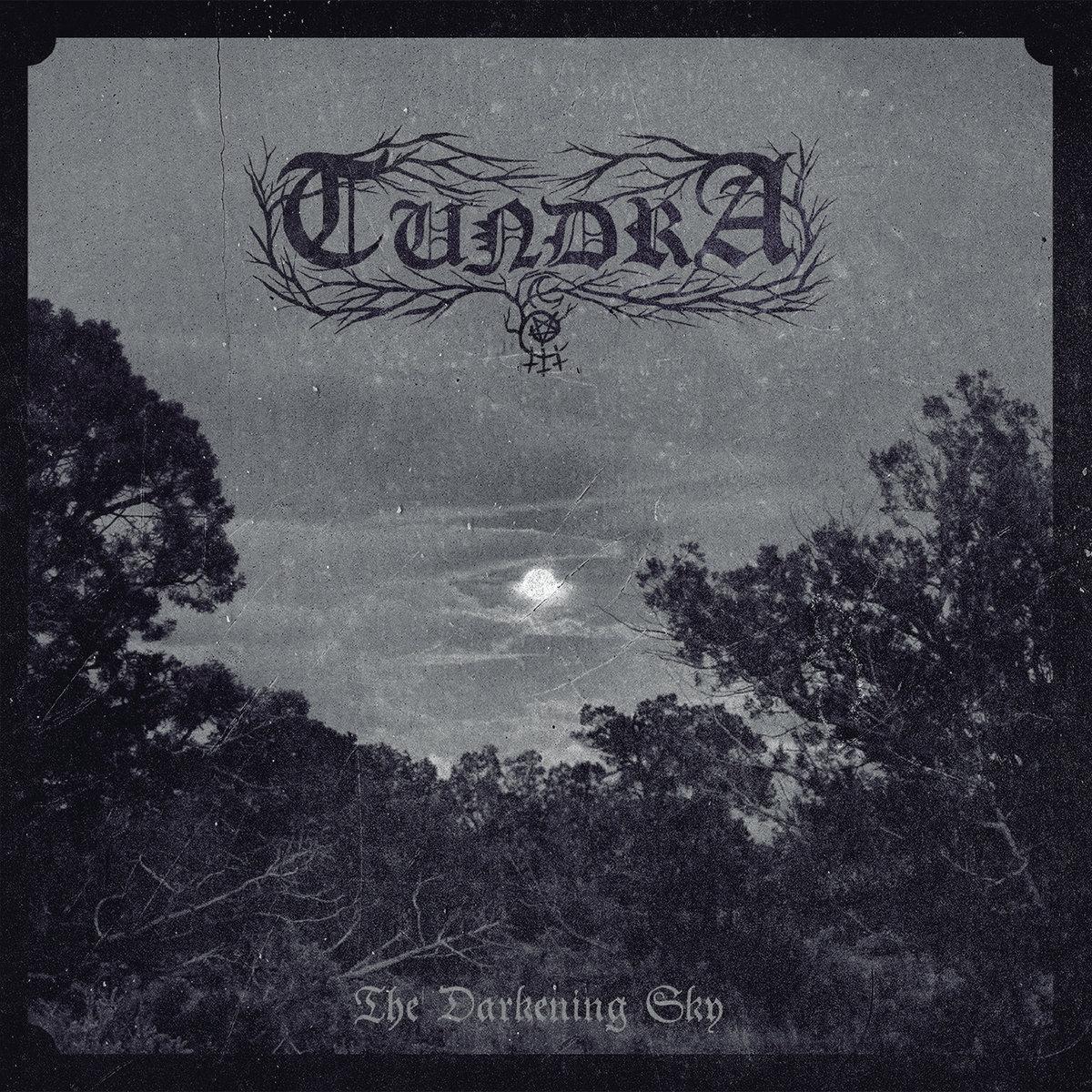 tundra – the darkening sky