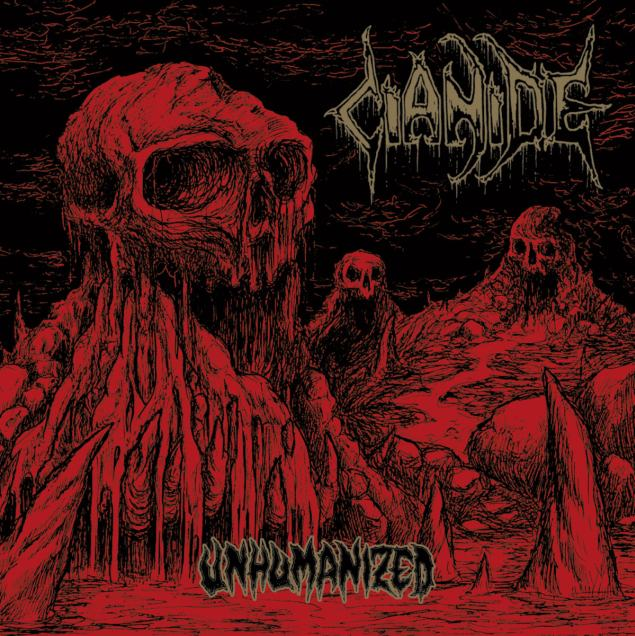 cianide – unhumanized [ep]
