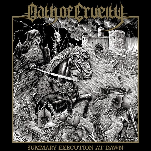 oath of cruelty – summary execution at dawn